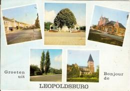 LEOPOLDSBURG-GROETEN UIT - Leopoldsburg