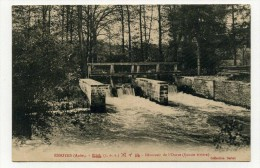 CP , 10 , ESSOYES , Déservoir De L'Ource (Fausse Rivière) - Essoyes