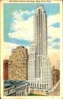 FIFTH AVENUE BUILDING - Autres Monuments, édifices