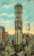 TIMES BUILDING - Autres Monuments, édifices