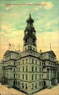 CUSTOM HOUSE AND POST OFFICE LOUISVILLE - Louisville