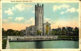 CHRIST CHURCH NORFOLK - Norfolk