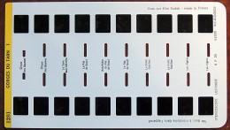 LESTRADE  - 10 Vues Stéréoscopiques - Série Jaune Numérotée - 1281 - Gorges Du Tarn 1 - Variante 2 - Photos Stéréoscopiques