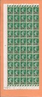 FRANCE STOCK à 10% N° 476  X50 Cote 17.5€ - Unused Stamps