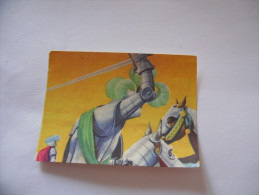 FIGURINA LAMPO STORIA D´ITALIA ANNI 50 N.181 - Adesivi