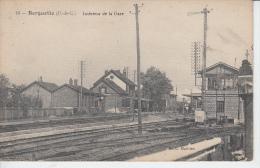 BERGUETTE - Intérieur De La Gare - Frankreich