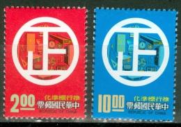 Taiwan 1977 International Standardization Day MNH** - Lot. 3004 - 1945-... Republik China