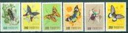 Taiwan 1958 Insects, Butterflies MNH** - Lot. 3005 - 1945-... Republik China