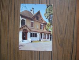 Hostellerie De Montmerle ( Ain )                       Hôtel              Carte Recto/ Verso - Non Classificati