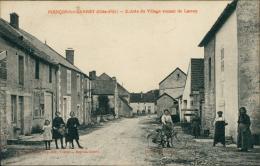 21 POINCON LES LARREY / Entrée Du Village Venant De Larrey / - France