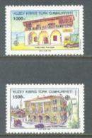1990 NORTH CYPRUS EUROPA CEPT POST OFFICES MNH ** - 1990