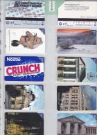 Poland, 1265, Nestlé Crunch.  Card No. 5 On Scan. - Polen