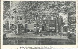 KLEIN TERNAYEN - Vaartwal Bij Café De Boer - Riemst