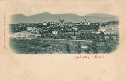 SLOVENIE - KRAINBURG - KRANJ - Slovénie