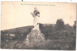 -23-  Saint Valery Par Saint Vaury Neuve TTB - Autres Communes