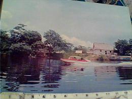 PERU  JUNGLE  MOTODSCAFO  N1985 EM8868