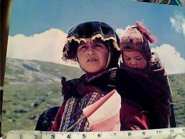 PERU  CUZCO  NATIVE  INDIOS  WOMAN N1985 EM8869