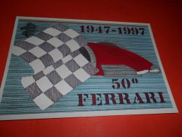 B436 Cinquantanni Della Ferrari - Postales