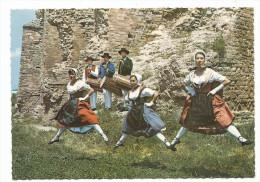 """Fréjus, Folklore , """" LA MIOUGRANO """" Les Filles De Marbre """" , Collection La Miougrano , Cpsm, Non Voyagée - Frejus"""