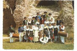 "Fréjus, Folklore , "" LA MIOUGRANO "" , Groupe  Folklorique , Cpsm, Non Voyagée , Tbe - Frejus"