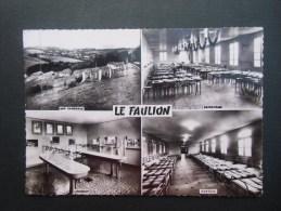 Le Faulion   Multivues - Cartes Postales