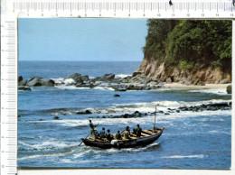 REPUBLIQUE De  COTE  D  IVOIRE  -  Retour De Pêche - Barque - Ivory Coast
