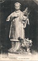 St Goussaud La Statue Miraculeuse  Pli Sinon TB Voyagé 1920 - France