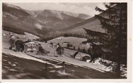 AK Krkonoše Riesengebirge - Špindlerův Mlýn  Spindlerühle - 1957 (8597) - Tschechische Republik
