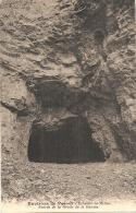 70. ECHENOZ-LA-MELINE. Entrée De La Grotte De La Baume   - écrite TTB - Autres Communes