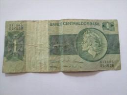 UM CRUZERIO BANCO CENTRAL DO BRASIL B11865 064638 - Brésil