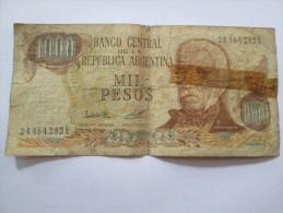 1000 MIL PESOS REPUBLICA ARGENTINA 24464282E - Argentine