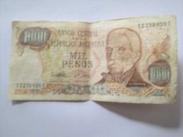 1000 MIL PESOS REPUBLICA ARGENTINA 12233020I - Argentine