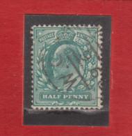 1902/1910 - Anniversaire De L Avenement D Eduard VII  Mi No 103 Et Yv No 106a - 1902-1951 (Re)