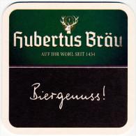 AUSTRIA - HUBERTUS BRAU BEER MAT - NEW UNUSED - Beer Mats