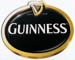 IRELAND - GUINNESS BEER MAT - NEW UNUSED - Beer Mats