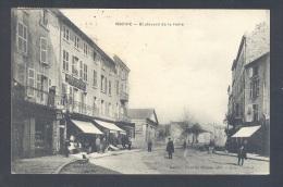 63 PUY DE DOME ISSOIRE Boulevard De La Halle - Issoire
