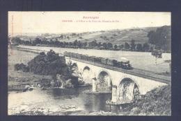 63 PUY DE DOME ISSOIRE L'allier Et Le Pont De Chemin De Fer - Issoire