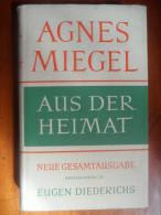 Aus Der Heimat (Agnes Miegel)  De 1959 - Dictionnaires