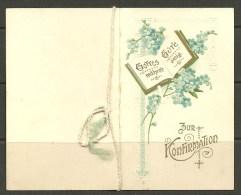 ESTLAND Estonia Estonie Gratulations Confirmation Konfirmation Gratulation Card - Estonia