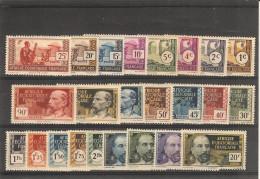 A E F. _ 2 Séries( 1937) - Autres