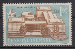 TSJECHOSLOWAKIJE - Michel - 1958 - Nr 1091 - (*) - Czechoslovakia
