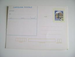 CARTOLINA POSTALE  ITALIA  NUOVA LIRE   300 - Entiers Postaux