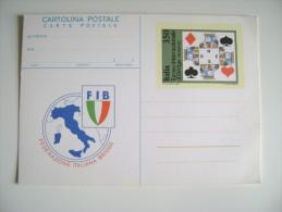 CARTOLINA POSTALE  ITALIA  NUOVA LIRE   350 - 6. 1946-.. Republic