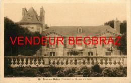 RIEC SUR BELON         CHATEAU DU BELON - France