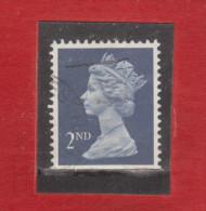 1990  - Serie Courante / Elizabeth II  Mi No 1279 Et Yv No 1273 - Machin-Ausgaben
