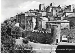 LAZIO-LATINA-BASSIANO PIAZZA G. MATTEOTTI ARCO PRINCIPALE D'INGRESSO - Italia