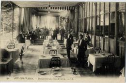 73 AIX LES BAINS RESTAURANT DU GRAND CERCLE 130 - Aix Les Bains