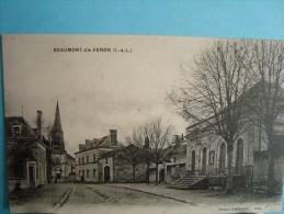 37 - Beaumont En Veron - Other Municipalities