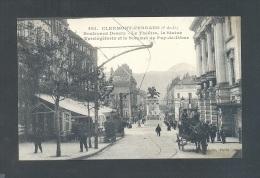 63 PUY DE DOME CLERMONT FERRAND Boulevard Desaix - Clermont Ferrand