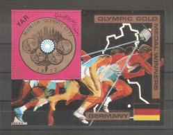 Hojita Bloque  Munich 1972 - Yemen